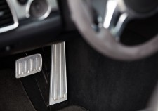 20825319 - brake and accelerator pedals in a car