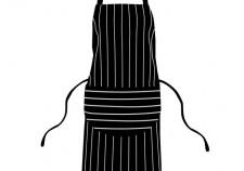 mejores delantales en cocina