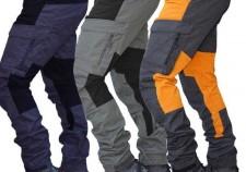 pantalones trabajo flexibles